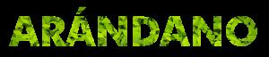 cultivo arandano